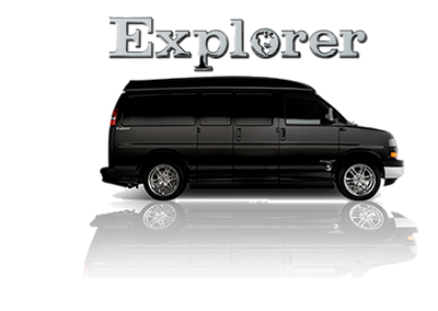 Discount Luxury Conversion Vans – Explorer Van Conversions ...